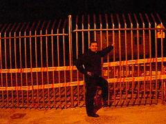 Ribadeo la nuit. Mirasol, Guantánamo ribadense