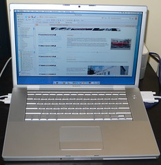 My New MacBook Pro