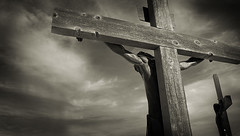 Crucifiction (D_m_i_t_r_y) Tags: jesus golgotha crucifiction dmitrypopov