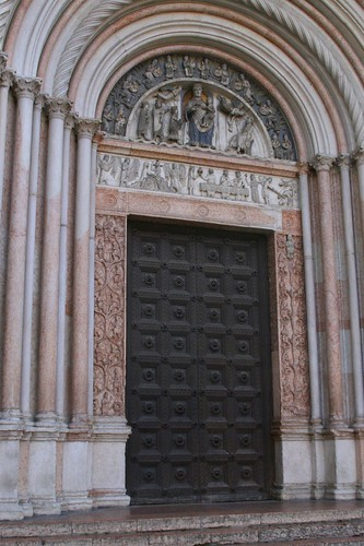 Baptistery Door