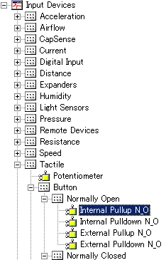 PSoC Input Driver