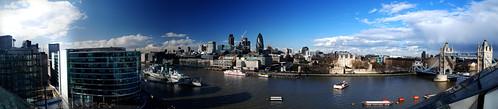 Las entrañas del Ayuntamiento: El London City Hall
