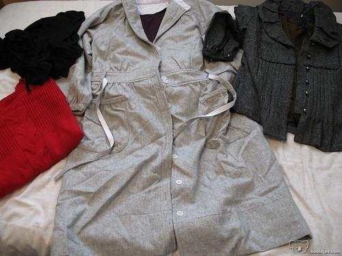 Clothes Loot from Lai Chi Kok, HongKong