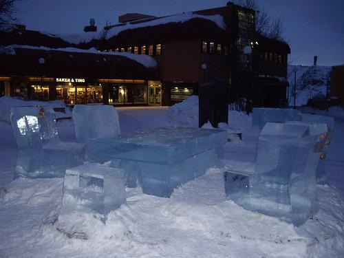 Downtown of Kiruna 2
