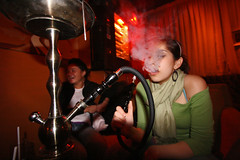 Shi Sha lounge