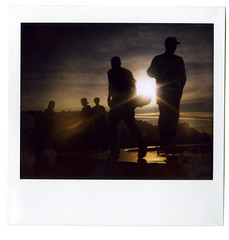 skaters - by john curley