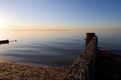 Sea of Glass (Keith Marshall) Tags: ocean uk blue sea england sky beach water glass canon eos coast kent groyne whitstable 1022mm 400d canon400d gapsub
