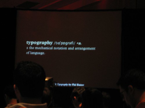 SXSW Interactive Panel - Typography Sucks