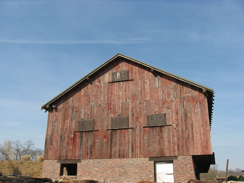 Traders Point Barn