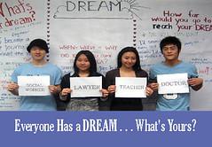 DREAM Postcard FYSH Korean 070309