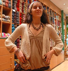 The Greek island (sifis) Tags: wool smile shop shopping island tricot sweater nikon knitting top knit center athens yarn greece jacket vest d200 cardigan pullover cardi maglia handknitting sakalak woolshop