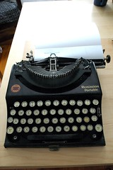 New Antique Typewriter