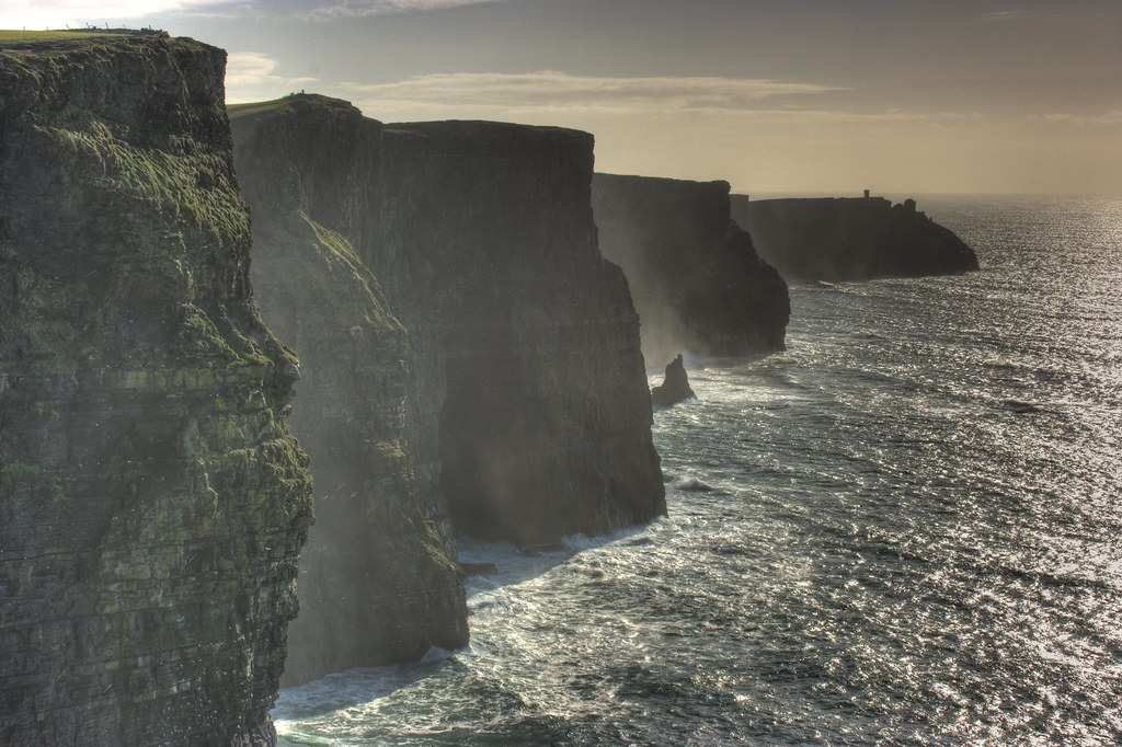 #1 of Most Dramatic Sea Cliffs In The World