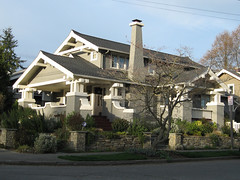 Craftsman Home in Seattle