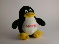 Novell Linux Penguin