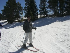 Almost perfected the Beginners level :D (Medisetty Uday Kiran) Tags: chamrousse