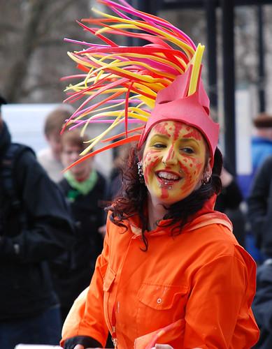 Con sabor Irlandés: St Patrick's Day en Londres