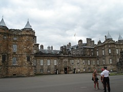 Holyrood Palace, Edinburgh, Scotland, United Kingdom