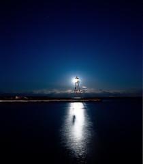 IMGP6360 (Bob West) Tags: longexposure nightphotography winter moon lighthouse ontario lakeerie fullmoon nightshots sigma1020mm erieau bobwest eastlighthouseerieau
