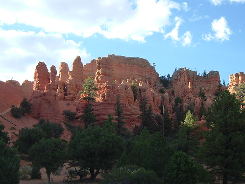 Dixie National Forest, Utah, a few miles from Bryce Canyon National Park