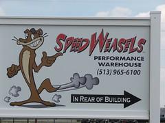 Speed Weasels