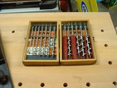 Irwin Drill bits - Box Open