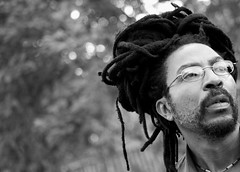 In Pursuit of Peace (Nana Kofi Acquah) Tags: africa portrait bw male 350d interesting african ghana jamaica blacks rebelxt blackman reggae dreads jamaican rasta panafricanism ef2470mm28l blackwize panafrican