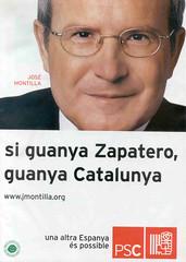 Si Guanya Zapatero, Guanya Catalunya