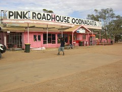 The Pink Roadhouse!