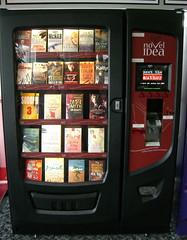 Book vending machine - by WordRidden