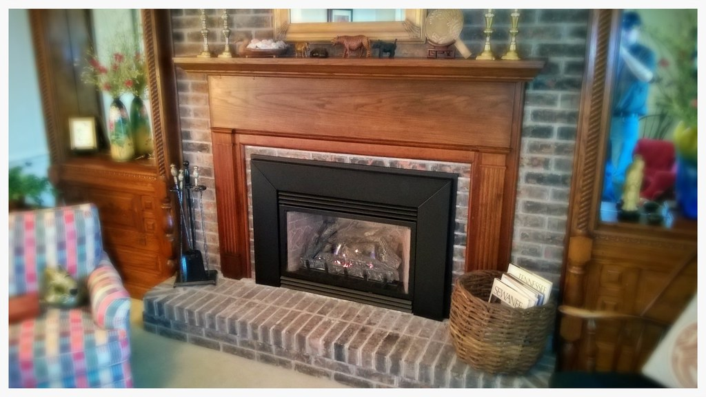 White Mountain Hearth Direct Vent Insert. Lookout Mtn. Tn.
