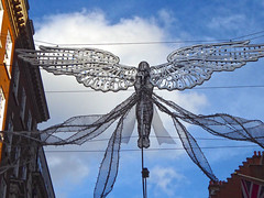 Jermyn Street, London (mira66) Tags: christmas xmas decoration angel lights jermynstreet london 2016