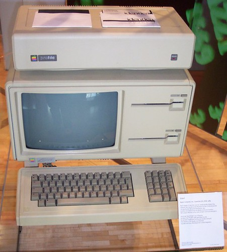 Apple Lisa par atmasphere