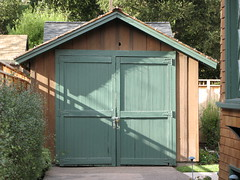 El garage en el que nació HP