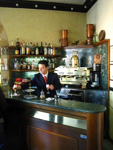 Gran Caffe Renzelli, Cosenza