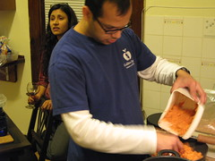 Amod Sauteing Grated Sweet Potatoes .jpg