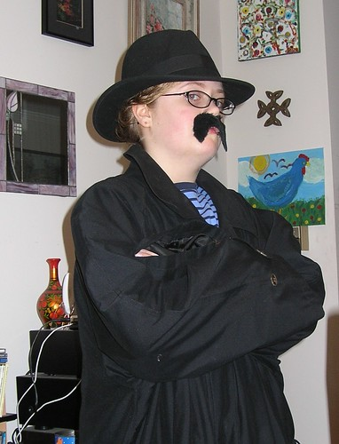Groucho's Visit