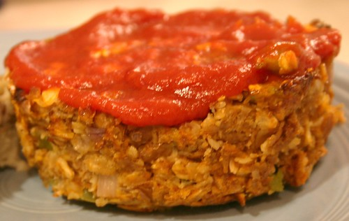 "Meatless ""Meat""loaf"