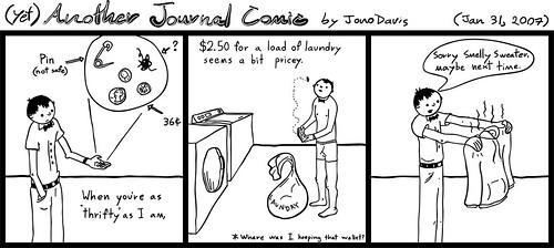 Another Journal Comic 1-31-07