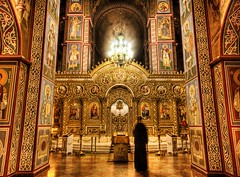Ghost in the Cathedral (Stuck in Customs) Tags: world travel light art beautiful saint architecture photography gold photo nikon bravo shiny colorful pretty photographer dynamic cathedral god metallic interior gorgeous ghost religion d2x dream ukraine fresh altar divine professional adventure international photograph stunning top100 charming foreign fabulous orthodox technique kiev kyiv hdr tutorial byzantine trey michaels 2007 artisitic engaging highquality travelphotography ratcliff oblast magicdonkey d2xs hdrtutorial stuckincustoms imagekind spirital treyratcliff santmichaels stuckincustomsgooglescreensaver