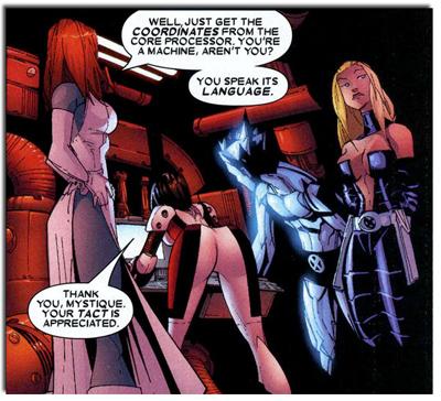 X-Men #195 - Bleh