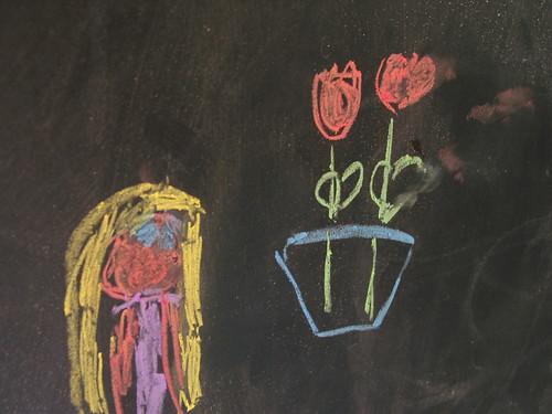 Marta's graffiti