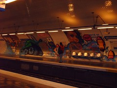 Search 'n destroy (Felipe Bachomo) Tags: streetart paris france art underground subway graffiti frankreich tank arte metro kunst mtro tube frana urbanart 75 francia ratp pars  parigi tanque  mnilmontant  75020  pariz   paris20  parizo mtromnilmontant searchndestroy