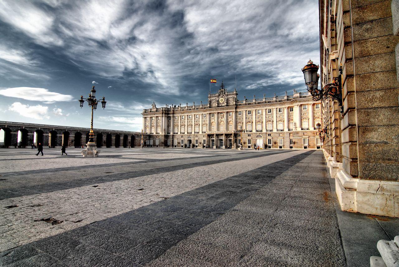Photo de Madrid n°8. Le Palais royal à Madrid