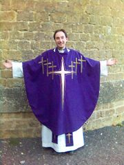 chasuble dude