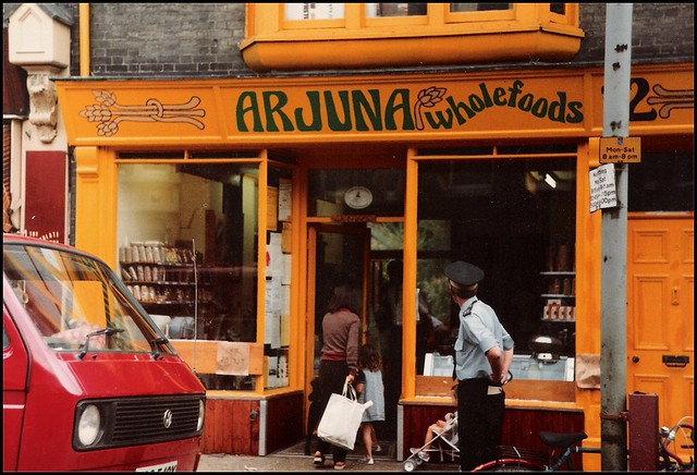 Cambridge 1982: Arjuna wholefoods