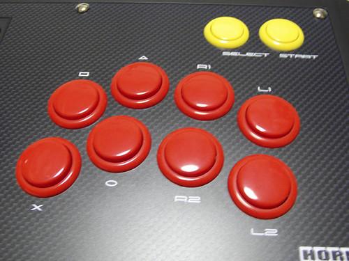 Hori Real Arcade Pro 3 Review   SDTEKKEN.COM - Tekken News ...