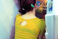 tad! (Palmadadattero) Tags: she food hearts t fridge pop fruttolo ciliegierosse ciliegiaismyfavouritecolour tamaraberlaffa