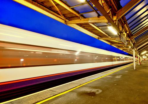 022007 Train Passing