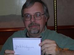 Jack Hodgson